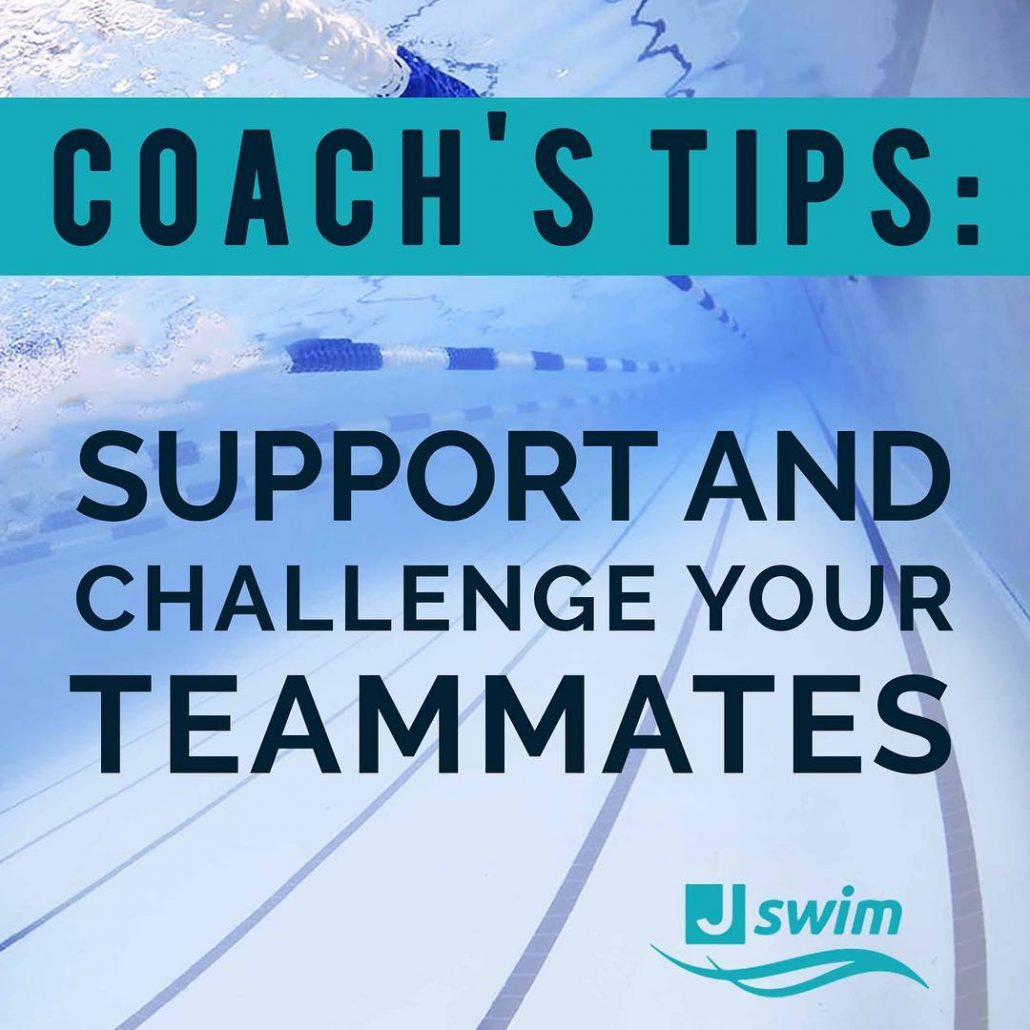 J Swim Club - Coach's Tips