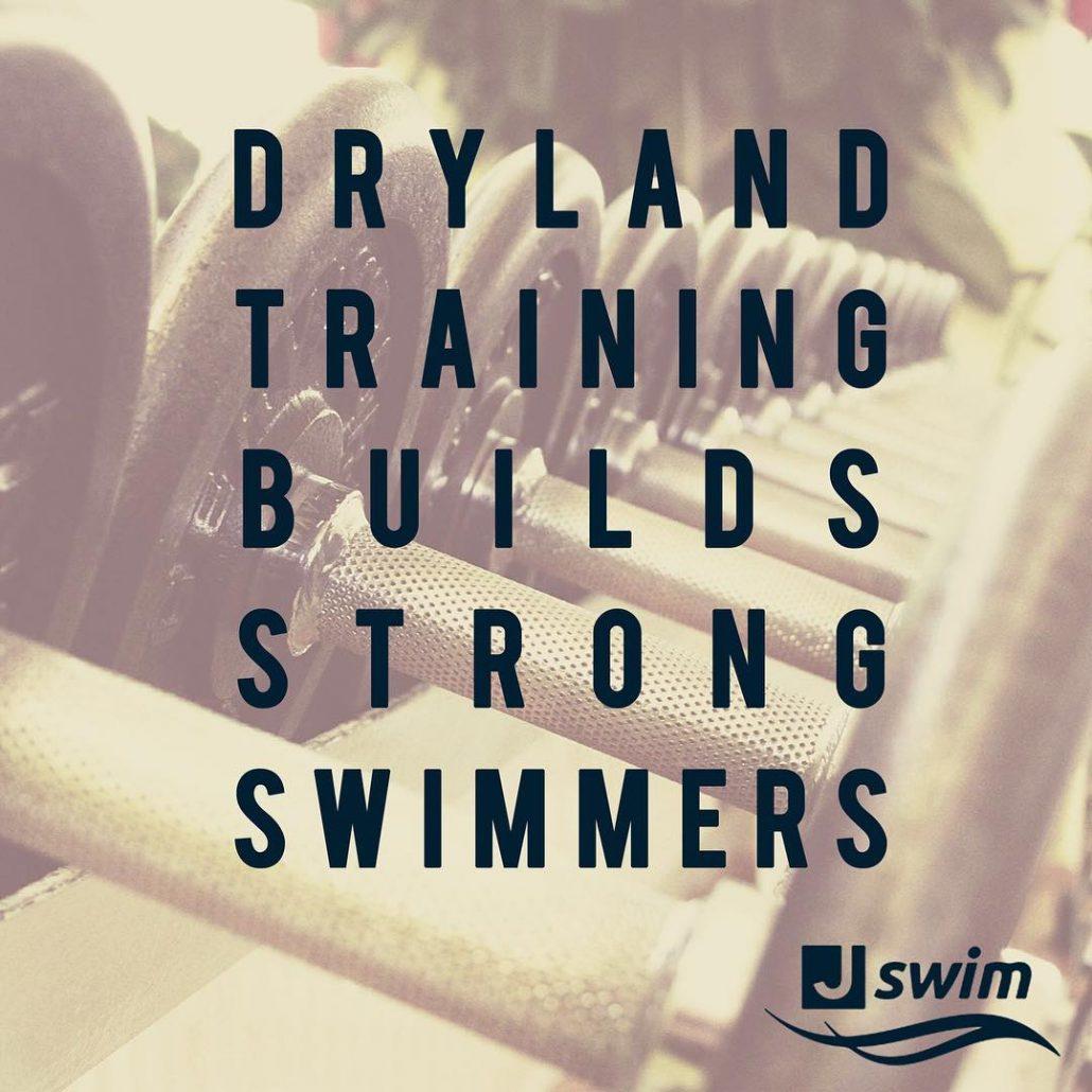 J Swim Club - Strength Training
