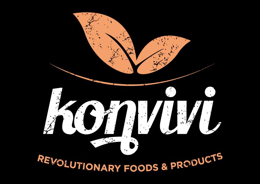 Konvivi logo dark